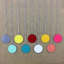 monogram necklace cheap online get cheap monogram necklace aliexpress alibaba