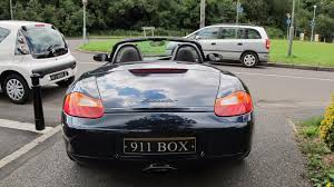 used 1998 porsche boxster 986 2 5 manual 5 speed convertible air