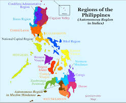 Philippines Map World by Geocurrents Maps Of The Philippines Geocurrents