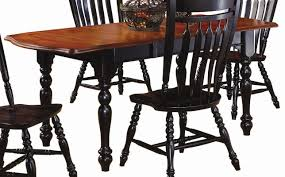 sunset trading sunset selections drop leaf extension dining table