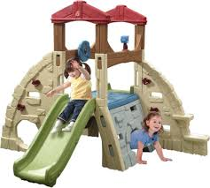 step2 alpine ridge climber and slide toys