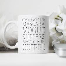 coffee mug cute mug personalized mug gift for her girly mug