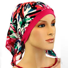 chemo hats with hair attached 75 best pink cancer hats images on pinterest cancer alopecia