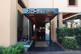 r d kitchen review and photos newport ca eatosaurus rex - R And D Kitchen Fashion Island