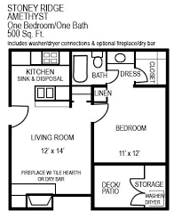 500 Sq Ft Studio Floor Plans 500 Square Foot Studio Apartment Chelsmore Apartments500 Feet