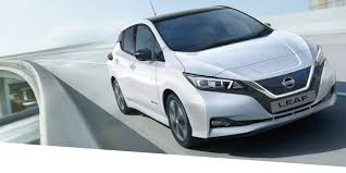 nissan leaf uk 2018 new nissan leaf 2018 electric car hatchback nissan