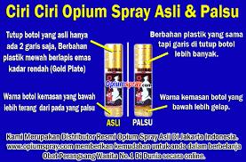jual obat perangsang wanita opium spray asli cod di jakarta