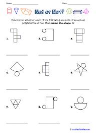 6th grade geometry worksheets 3 d shapes worksheets free printables