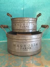 home pans magnolia home gathering pans by joanna gaines lucky you lucky you