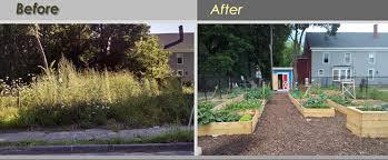 Urban Garden Portland Maine - lots to gardens st mary u0027s lewiston maine