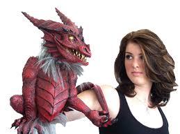 red dragon halloween costume dragon puppet dragon costumes pinterest dragon puppet