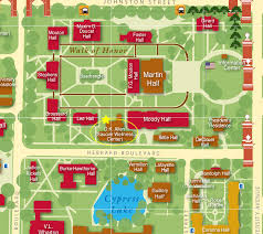 Maps Of Louisiana University Of Louisiana Lafayette Campus Map Map