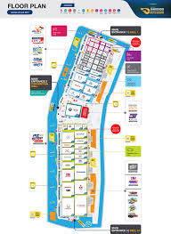 giias 2017 show hours u0026 floor plan