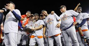 Seeking Tinsel Tinsel On The Trophy The Houston Astros Wish List