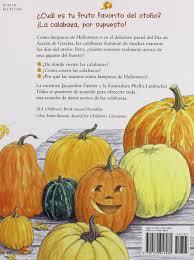 calabazas de halloween calabazas jacqueline farmer phyllis limbacher tildes