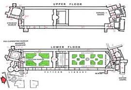 Museum Floor Plan Vatican Museums Floor Plan