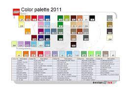 Colour Scheme by The Internal Lego Colour Scheme General Lego Discussion