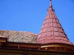 Roof Finials Spires by Toorak Gardens Queen Anne Roof Tiles And Corner Metal Spi U2026 Flickr