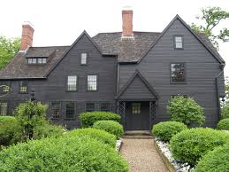 Literary Tourism Salem Massachusetts