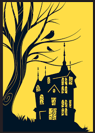 vintage halloween artwork mendola artists blog october 2013