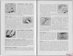1950 pontiac owners manual