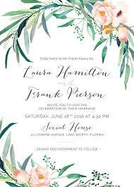wedding invitations printable printable wedding invites best 25 printable wedding invitations