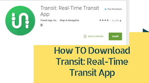 Cleveland Rta Map How To Download Transit Real Time Transit App Youtube