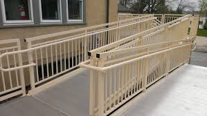 Wheelchair Ramp Handrails Test Your Knowledge Of Wheelchair Ramps Upside Innovations
