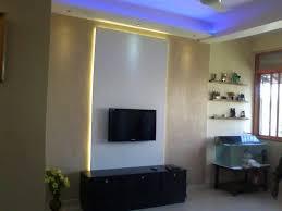 living bedroom space backlit headboard 81 backlit tv panel with