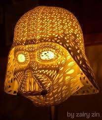 Creative Lamp Shades Cool Lamp Shades 3d Printed Darth Vader Lamp Shade Neatorama