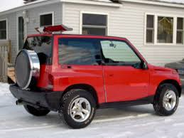 1992 geo tracker 2 dr lsi 4wd suv geo pinterest cars