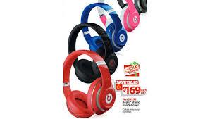 amazon black friday deals headphones beats studio walmart 1 hour guarantee deal analyzed