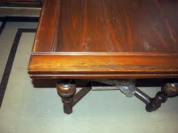 antique table with hidden leaf lammert antique heavily carved dining room table w hidden leaves and