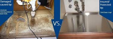 kitchen sink cabinet mats product review sink base trays
