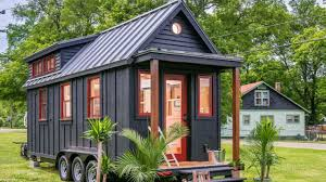 tiny houses designs amazing riverside tiny house by new frontier tiny homes tiny