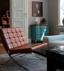 u003d u003d barcelona chair designed by lisa perrone stylyze