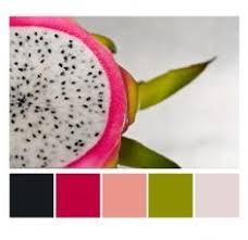 inspired colours dragon fruit