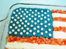 Picture Of Mexican Flag 7 Layer Flag Dip For 4th Of July Kitchen Fun With My 3 Sons