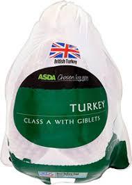 frozen whole turkey asda chosen by you large whole frozen turkey 6 6kg compare