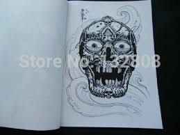 fantastic tattoo book japan horimouja tibetan skulls tattoo flash