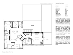 second floor addition proposal in finite space