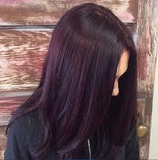 partial red highlights on dark brown hair best 25 red violet highlights ideas on pinterest red violet