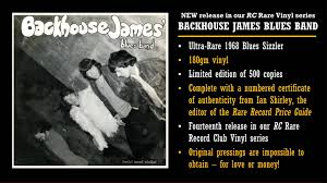 vinyl record worth guide backhouse james u0027 blues band from the record collector rare vinyl