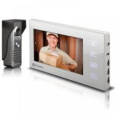 swann swhom dp880c doorphone video intercom 7