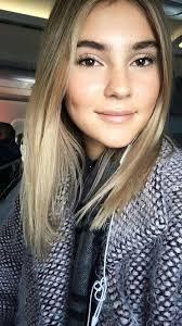 what are the current hairstyles in germany stefanie giesinger german topmodel bronde hair bronde hair