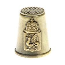 2015 sales promotion new metal sewing thimble finger thimbles the