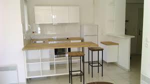 comptoir separation cuisine salon meuble separation cuisine salon