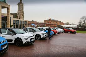 new citroen new citroen c3 uk launch experience in lots of pictures