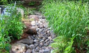 rock garden design ideas to create a natural and organic landscape