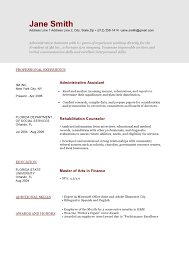 Administrative Assistant Functional Resume Build My Resume Free Free Resume Example And Writing Download